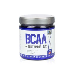 BCAA - glutamine 400 g Body...
