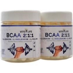BCAA 2-1-1 300 kapslí VitoLife
