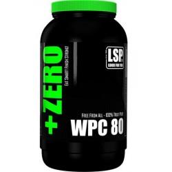 + Zero WPC 80 1000 g LSP Zero