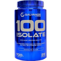 100 Isolate protein 700 g...
