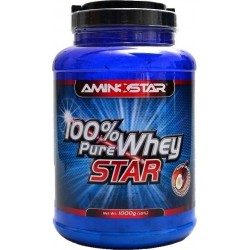 100% pure whey star 1000 g...