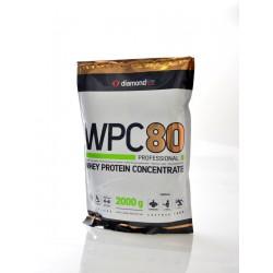 Diamond line WPC 80 protein...