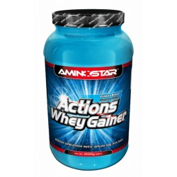 Actions Whey Gainer 1000 g...