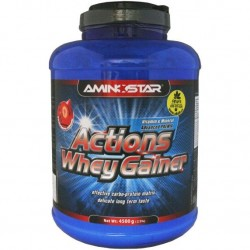Actions Whey Gainer 4500 g...